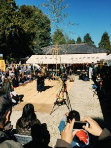 赤沼獅子舞300年祭